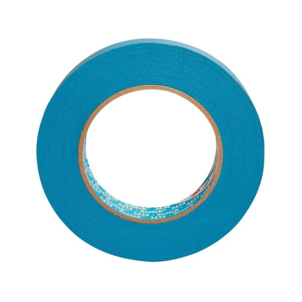 3M Scotch Blaues Band 3434, Blau, 18 mm x 50 m #07895